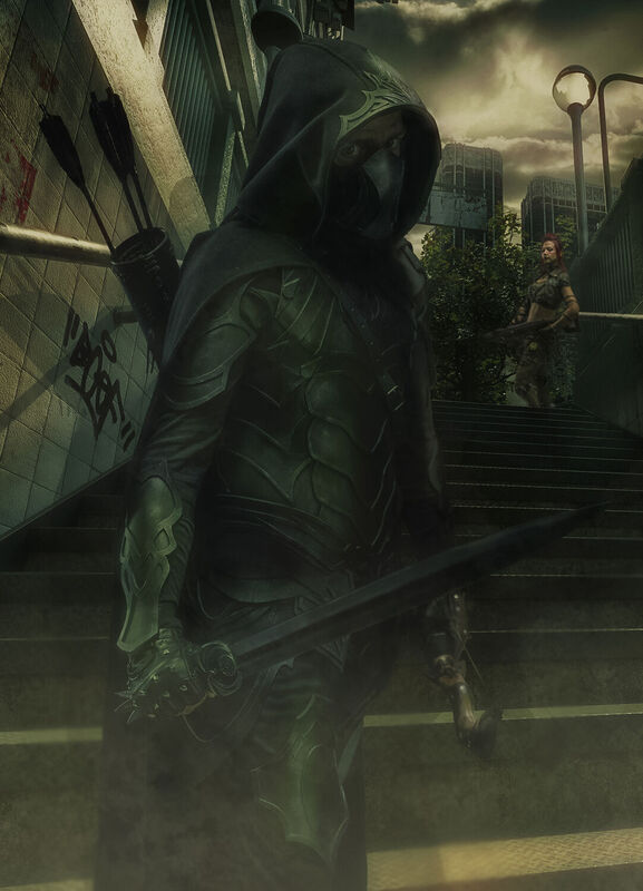 <strong>black archer </strong>