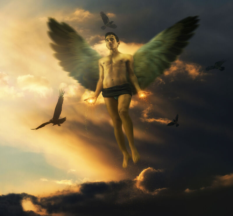 <strong>icarus rising</strong>