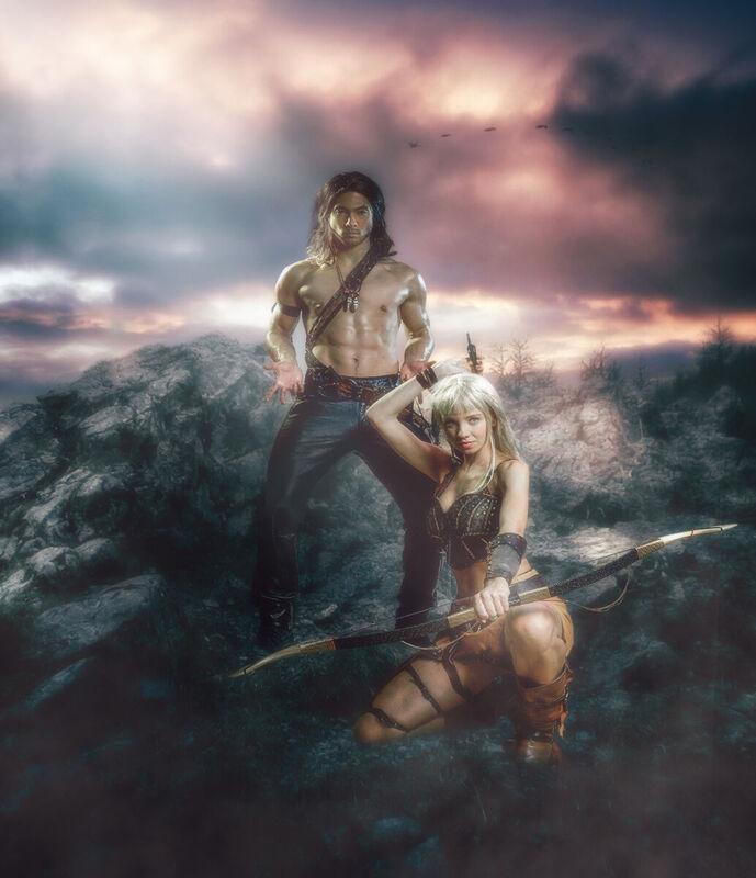 <strong>mountain couple</strong>